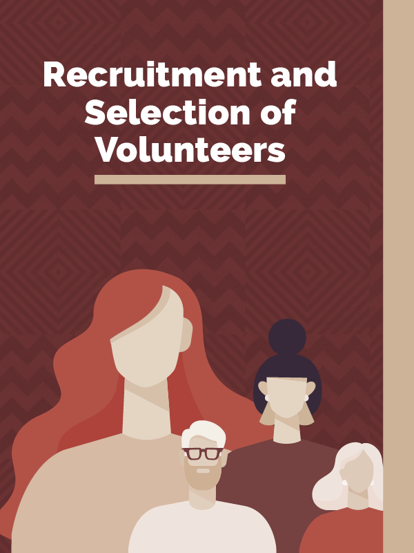Recruitment and Selection of Volunteers